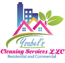 YSABELS CLEANING SERVICE logo