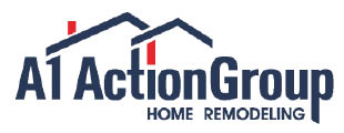 a1 action group home remodeling logo