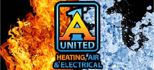 A1-United Heating And Air in Omaha, NE logo