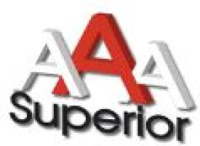 AAA SUPERIOR POWER WASHING logo