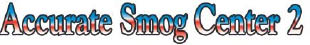Accurate Smog Center in Palmdale, CA logo