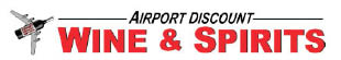 Airport Discount Wine & Spirits logo