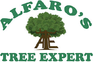 alfaro's tree expert logo germantown md