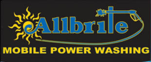 Allbrite Power Washing logo Buffalo, NY