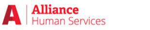 ALLIANCE HUMAN SERVICES logo
