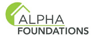 Alpha Foundations in Jacksonville, FL logo