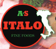 A&S FINE FOODS logo