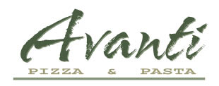 AVANTI PIZZA AND PASTA logo