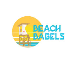 Beach Bagels in North Carolina logo