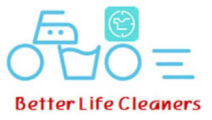 Better Life Cleaners logo