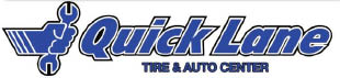 Quick Lane Tire & Auto Center logo