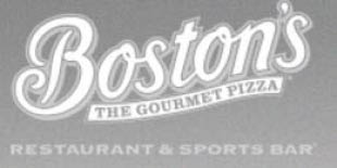 Boston's Sports Bar And Pizza coupons