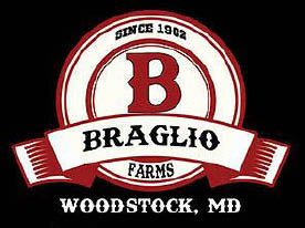 Braglio Farms meat and the Woodstock Inn in Woodstock, Columbia and Ellicott City, MD