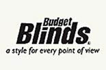 Budget Blinds logo in Newark OH