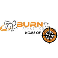BURNFIT ATHLETICS logo