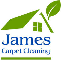 James Carpet Cleaning serving Whatcom and Skagit Counties logo