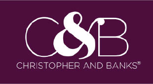 Christopher and Banks logo Minneapolis, MN