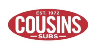 Cousins Subs in Eau Claire, Wisconsin logo