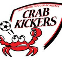 baltimore soccer academy crab kickers soccer teams for kids in Baltimore and Harford counties