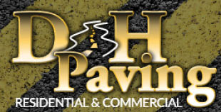 D & H Paving in Monrovia, Maryland logo