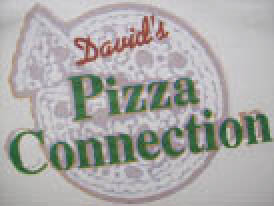 DAVID'S PIZZA CONNECTION logo
