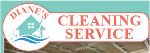 DIANE'S CLEANING SERVICE logo