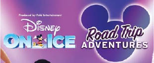 Disney On Ice Road Trip Adventures logo