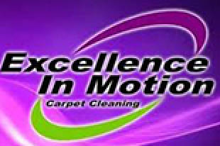 Excellence in Motion Carpet Cleaning