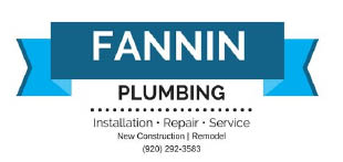 Fannin Plumbing logo Oshkosh & Fox Valley, WI