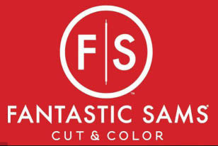 Fantastic Sams hair salon logo in Mesa AZ