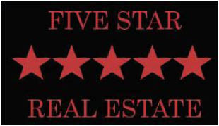 Five Star Real Estate; Servicing the white plains, md area and surrounding