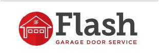 FLASH GARAGE DOOR SERVICE logo