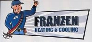 Franzen Heating & Cooling in Aurora, IL logo