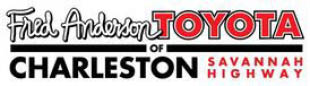 Fred Anderson Toyota in Charleston, SC Logo