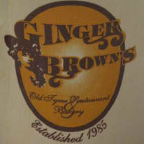 ginger browns in lake worth, tx logo