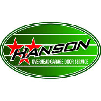 Hanson Overhead Garage Door Service in Raleigh, NC logo