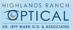 HIGHLANDS RANCH OPTICAL logo
