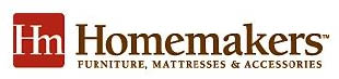 HOMEMAKERS FURNITURE logo