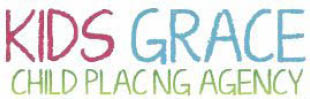 KID'S GRACE CHILD PLACING AGENCY logo
