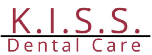 K.I.S.S. Dental Care in Newburgh, NY logo