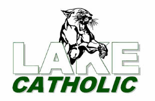 LAKE CATHOLIC HIGH SCHOOL logo