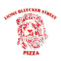 Lions Bleecker St. Pizza