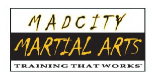 Mad City Martial Arts in Madison, WI logo