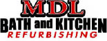 MDL BATH & KITCHEN logo