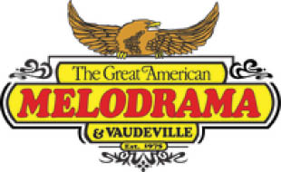 The Great American Melodrama & Vaudeville logo oceano CA