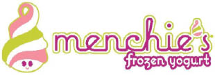 MENCHIES FROZEN YOGURT - ST PAUL logo