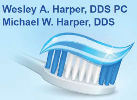 Wesley A. Harper, DDS PC & Michael W. Harper, DDS dental family dentistry,pediatric dentist