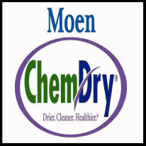 Moen Chem-Dry in Charleston, SC logo