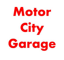Motor City Garage in Hackettstown NJ logo