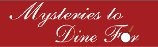 MYSTERIES TO DINE FOR logo